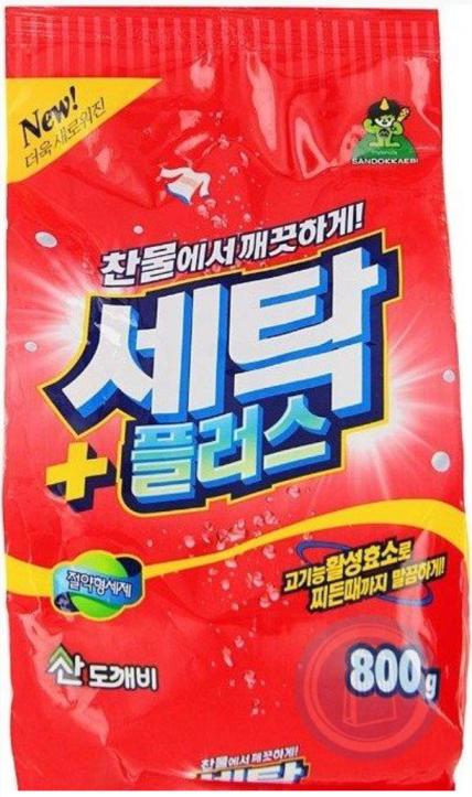山精靈 - 衣物洗衣粉 800g