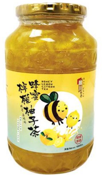 韓川蜂蜜柚子茶