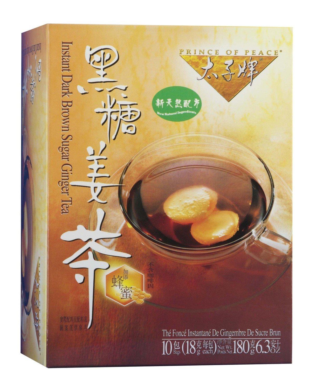 太子牌黑糖薑茶10包盒裝