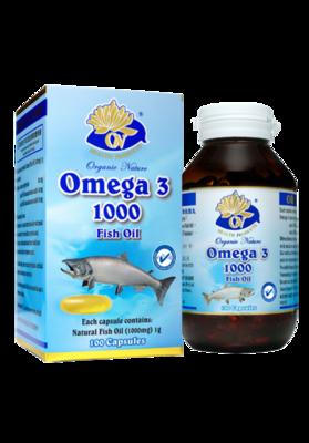 澳至尊深海魚油丸 100粒(1000mg)