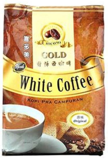 喜多美3合1原味白咖啡