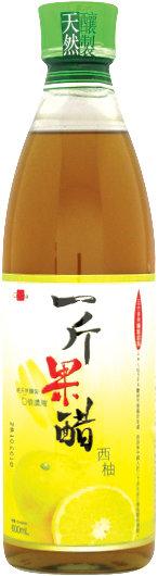 一斤果醋西柚醋 600ml