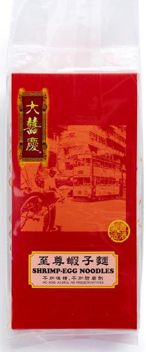 大囍慶 - 至尊蝦子麵 (袋裝) (300克/6個)