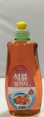 韓國碗碟洗潔精--石榴味