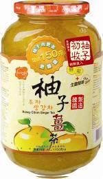 韓國高島蜂蜜柚子薑茶