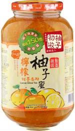 韓國高島蜂蜜檸檬柚子茶