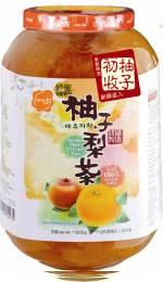 韓國高島蜂蜜柚子梨茶