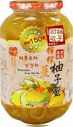 韓國高島蜂蜜檸檬薑柚子茶