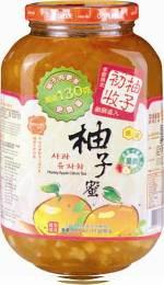 韓國高島蘋果柚子蜜