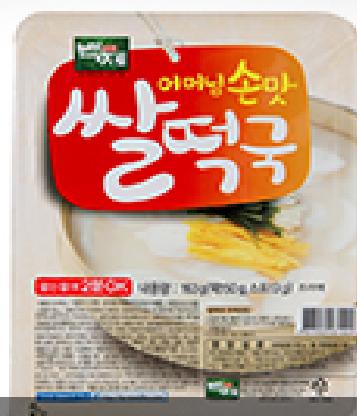 百濟韓國即食切片湯年糕
