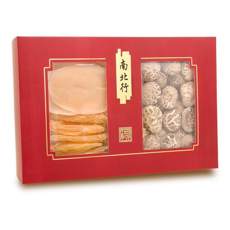【南北行】花菇+螺片+花膠禮盒