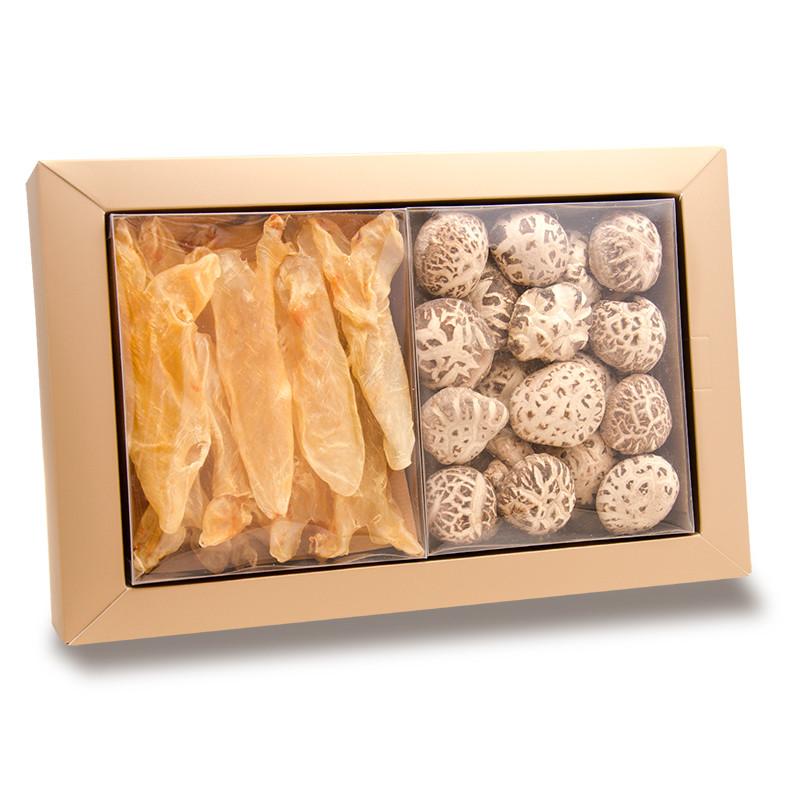 【南北行】特級花菇+花膠禮盒