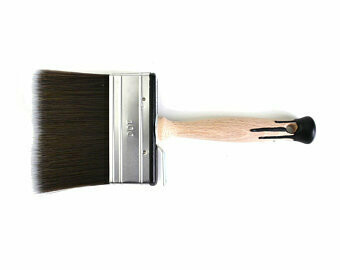 B10 4.5 inch Cling On Paint Brush