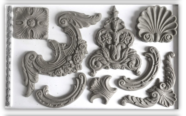 Classic Elements 6×10 Decor Moulds