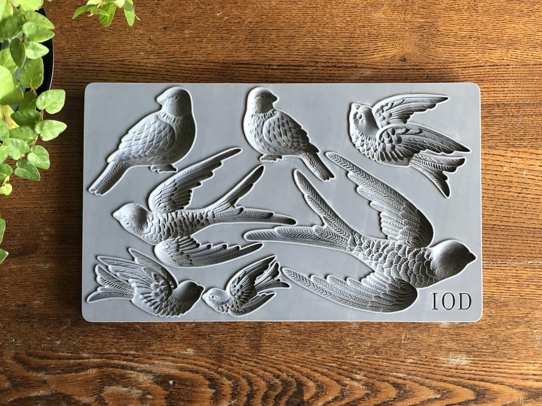 BIRDSONG 6×10 DECOR MOULDS