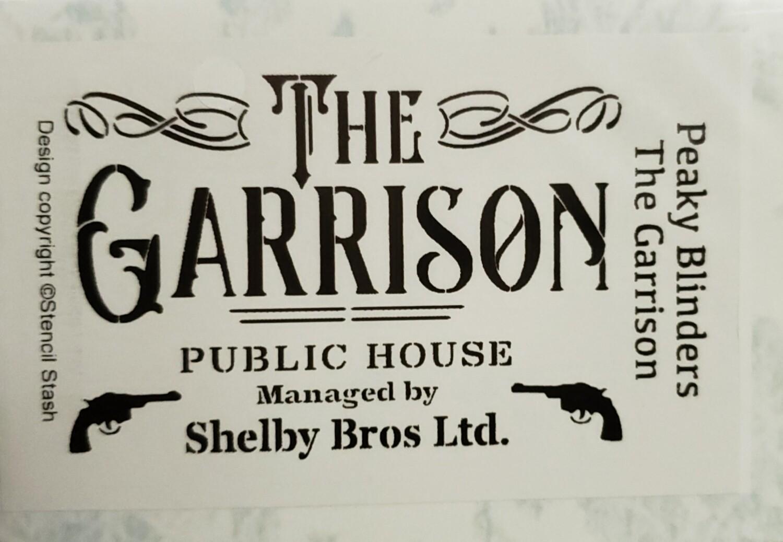 The Garrison Stencil