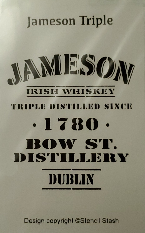Jameson Stencil