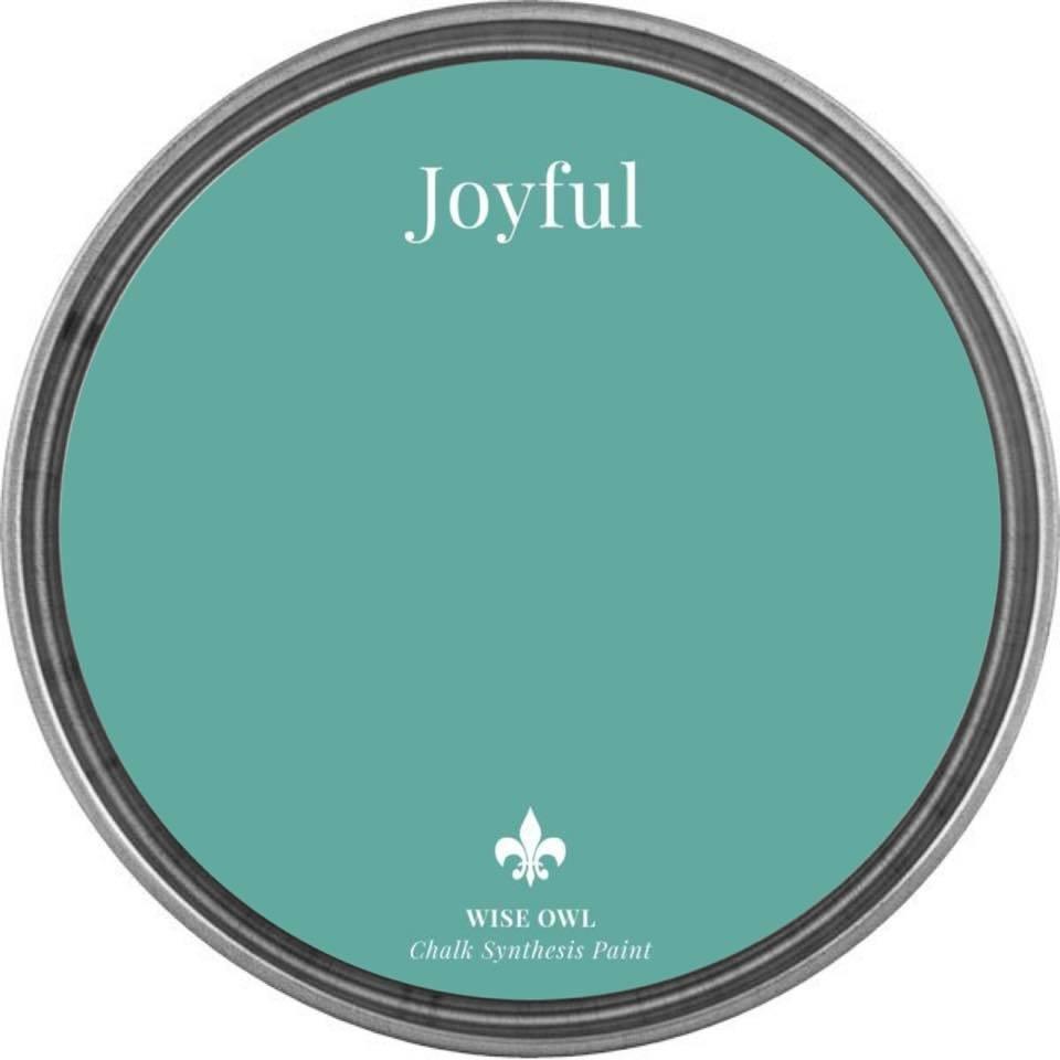 Joyful Wise Owl Chalk Synthesis Paint - pint (16 oz)