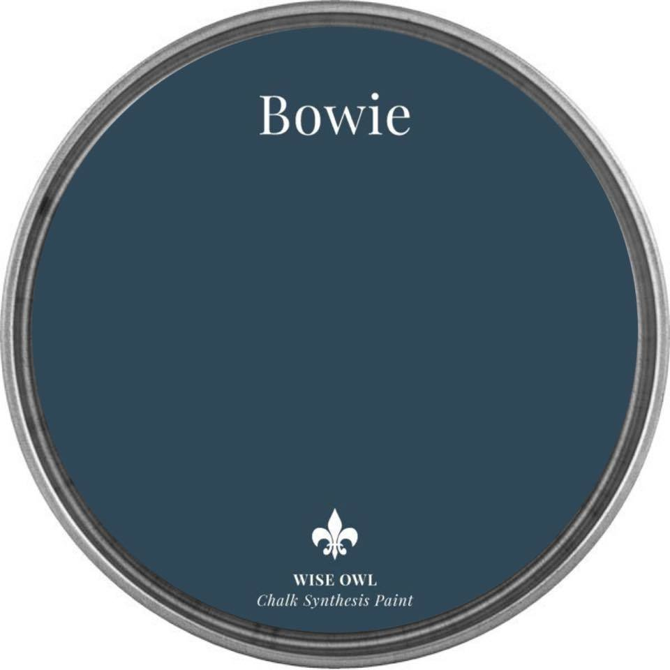 Bowie Wise Owl Chalk Synthesis Paint – Pint (16 oz)
