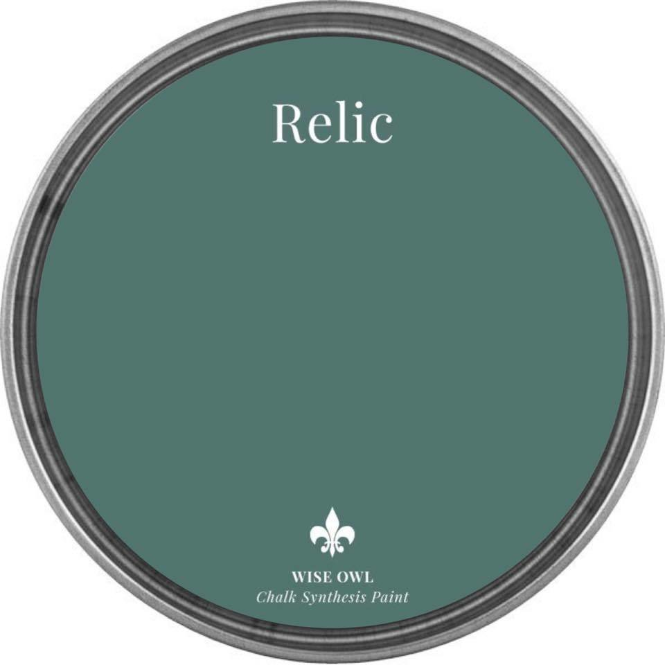 Relic Wise Owl Chalk Synthesis Paint – Pint (16 oz)
