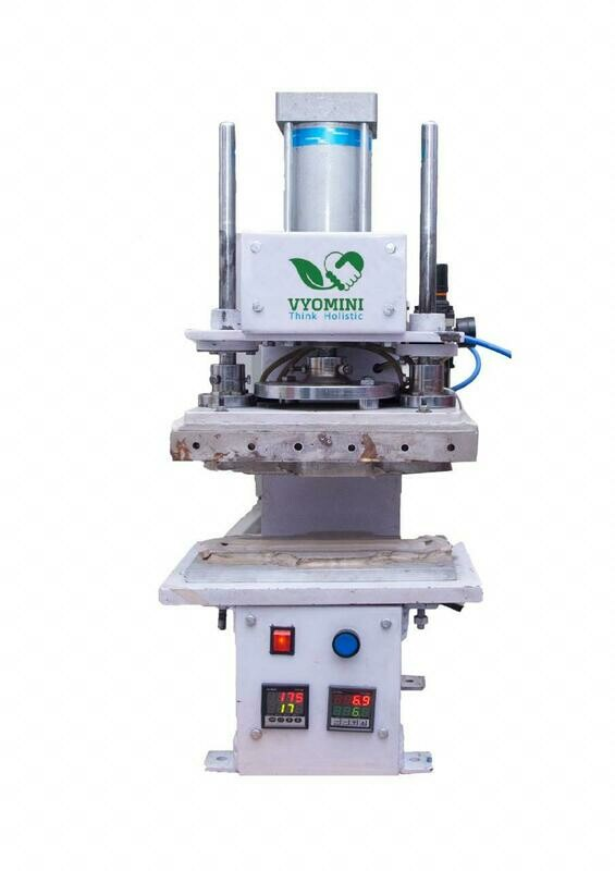 Sanitary Napkins Manufacturing Machine -Manual