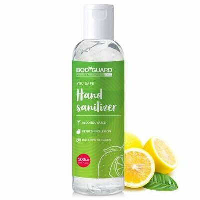 Hand Sanitizer with IPA 75%