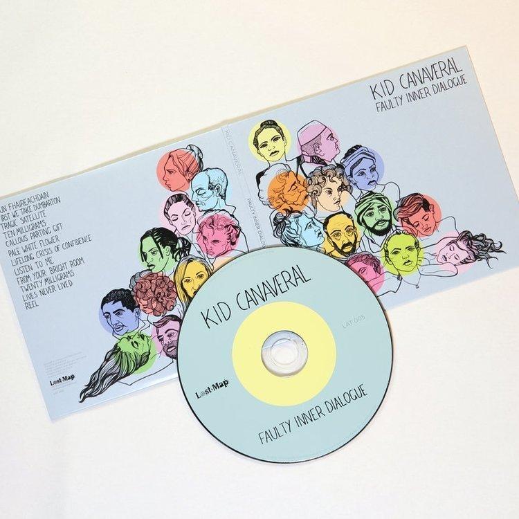 Faulty Inner Dialogue CD Album