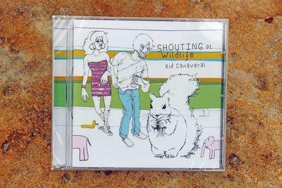 Shouting At Wildlife CD Album
