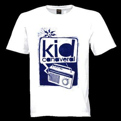 Kid Canaveral On Yr Radio T-Shirt