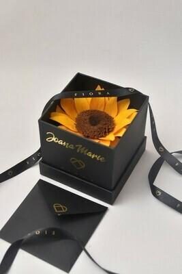 ForeverFiora Cube (Sunflower)