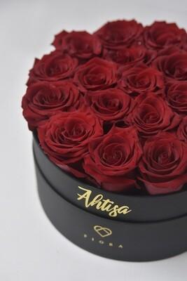 Round Box (18-20 Roses)