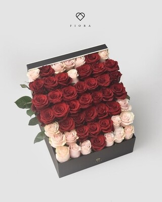 STEP In The Name Of Love (49 Roses)