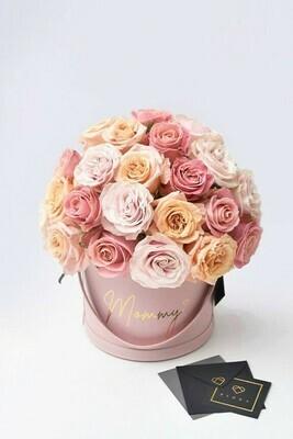 Lusso Bucket: Duomo (36-40 Roses)