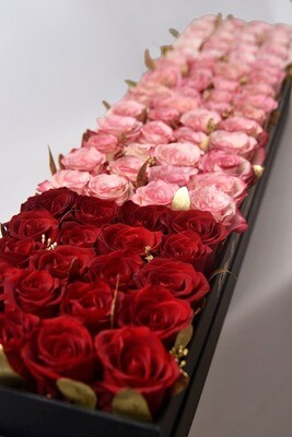 The Bigtime (80 Fresh Roses)