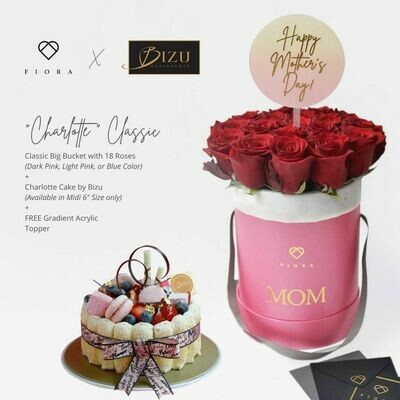 """""""Charlotte"""" (Classic) Mother's Day Bundle"""