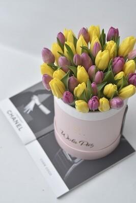 Classic Big Bucket: Tulips