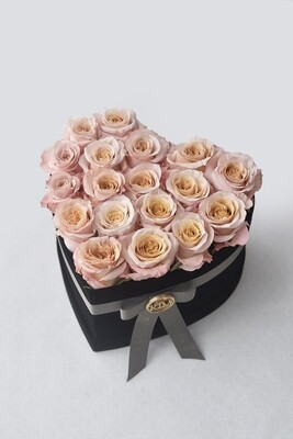 Heartbeat Roses