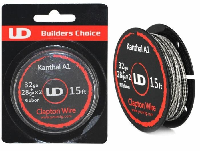 UD Clapton - Wire 15ft