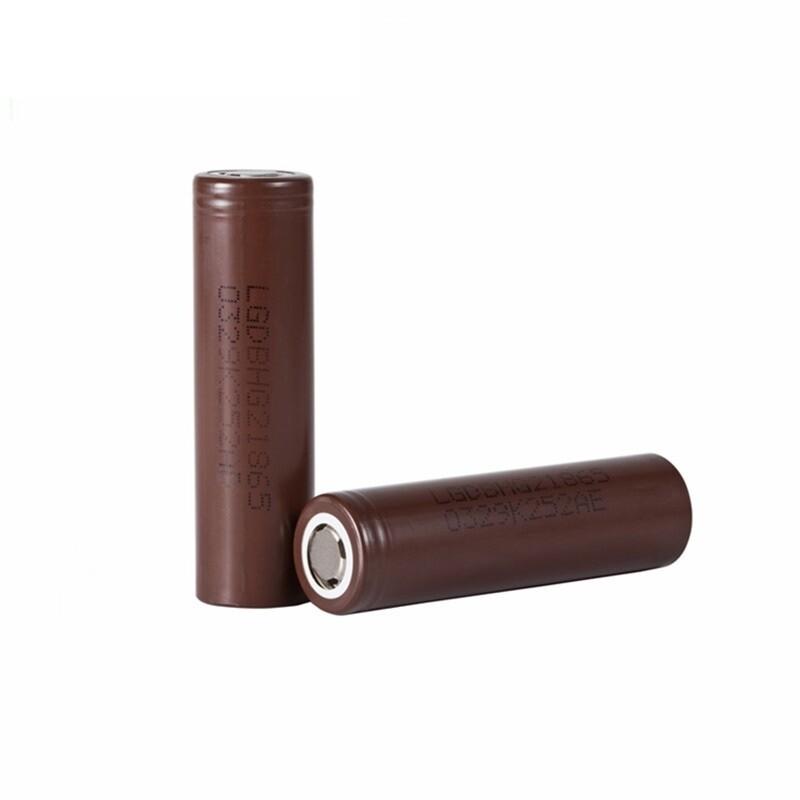 Batería LG 18650 HG2 (Chocolate)