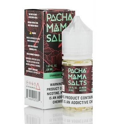 Pachamama Salt - Strawberry Watermelon