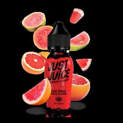 Just Juice - Blood Orange, Citrus and Guava