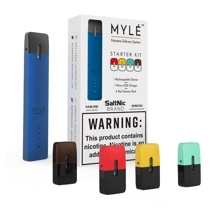 Myle - Kit de Inicio