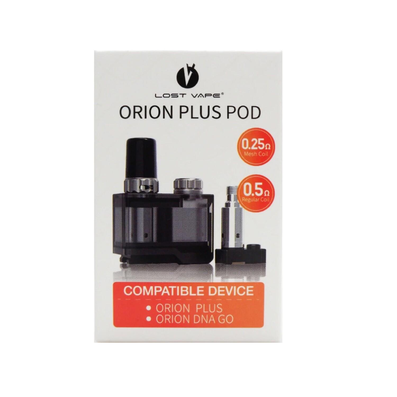 Lost Vape - Orion Plus Pod + Coil Pack