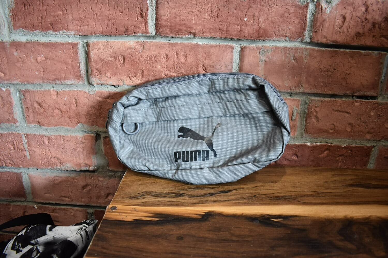 Puma - Cangurera Gris