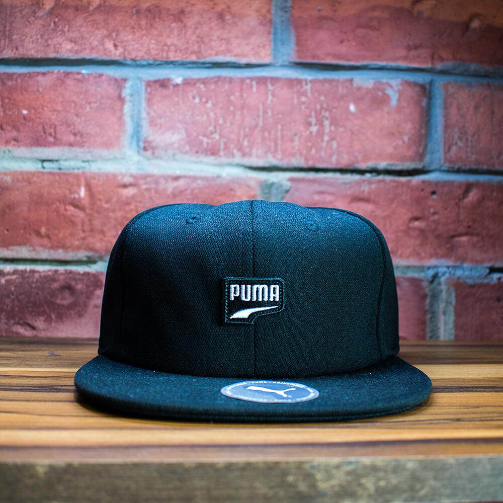 Puma - Gorra Snap Black 3301