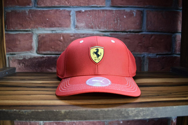 Puma - Gorra Ferrari Red 2701