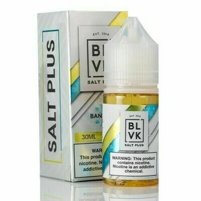 BLVK - Banana Ice 30 ml
