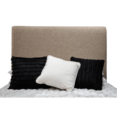 Orthoform Plush King Bed Bundle - Mali