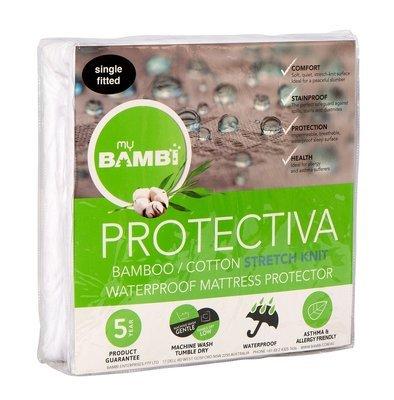 Bambi Proctectiva Bamboo Mattress Protector