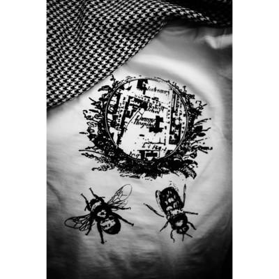 Dover Street Asylum 1882 tshirt